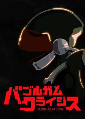 Linna Yamazaki ~ Bubblegum Crisis 2032