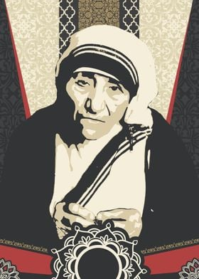 Real Life Hero - Mother Teresa