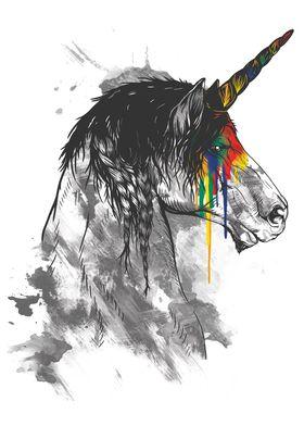 Braided Unicorn