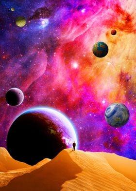 Space Solitude