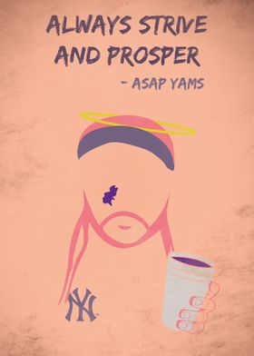 Steven Rodriguez, professionally known as ASAP Yams (st ...