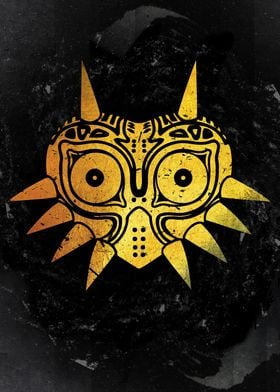 Golden Mask of Majora