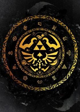 Golden Triforce