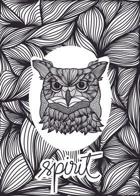 Spirit Animal - Owl