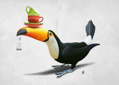 Tea for Tou (Wordless)