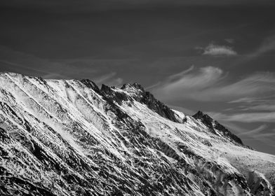 Winter in the Alps | Photography, 2017, Nikon D750