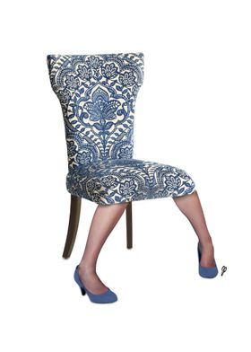 Chair with legs