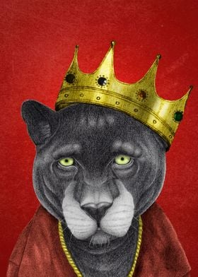 The King Panther