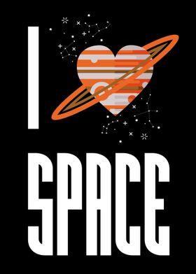 I Heart Space