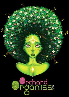 Orchard Organiss is the world's first online eco-comic, ...