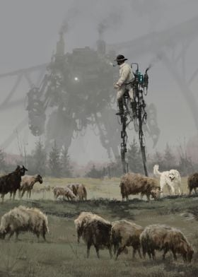 '1920 - shepherd' from my 1920+ universe, yes it is a s ...