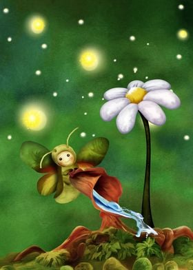 The Gardener - Commissioned piece for a nursery (origin ...