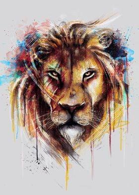 Lion (Alpha Series)