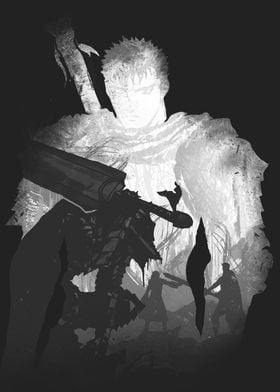 Monochrome Guts