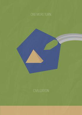 Minimalist Video Games | Civilization