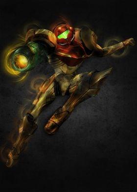 Interstellar warrior