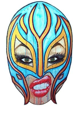 Lucha Libre Lady