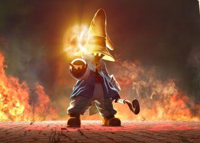 Vivi from Final Fantasy IX