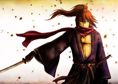 Kenshin Himura - Color