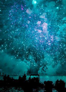 Venice Fireworks IV