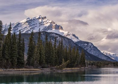 Taken in Banff National Park, by Ken Chambers, Spring 2 ...
