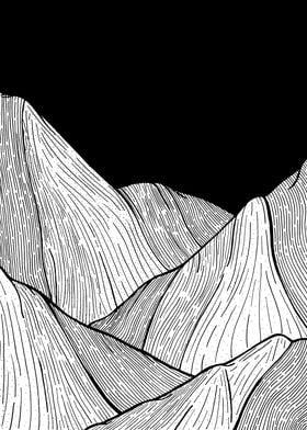 As The White Mountains Ris