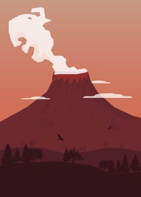 Volcano Disaster