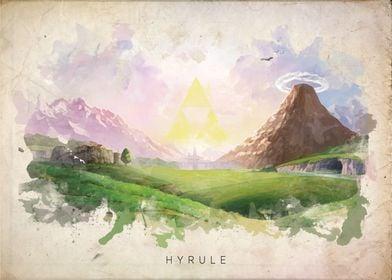 Legend of Zelda - Hyrule