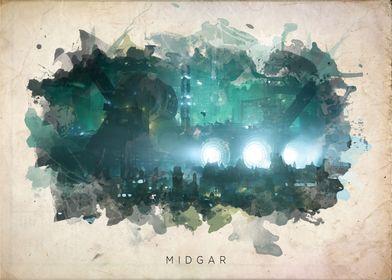 Final Fantasy 7 - Midgar