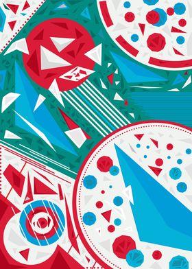 Line art #3 Minimalistic in design using Bold contrasti ...