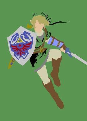 The Hero of Twilight Legend of Zelda: Twilight Princes ...