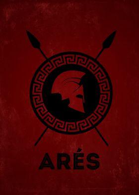 Gods of Olympus : Arés