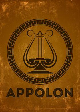 Gods of Olympus : Appolon
