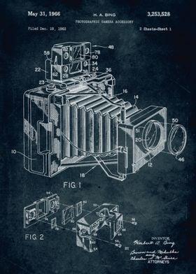 No069 - 1963 - Photographic camera accessory - Inventor ...