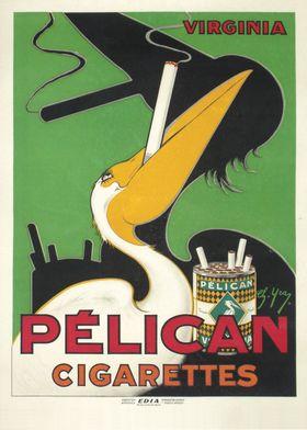 Vintage Advertising Poster