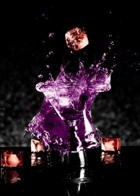 high speed photography and ice