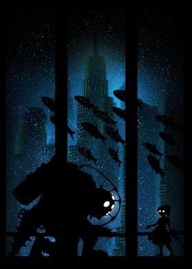 Underwater Rapture