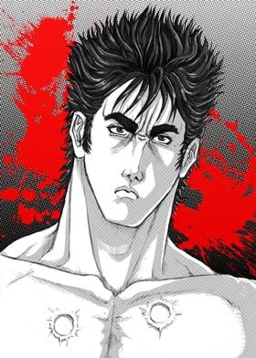 Kenshiro - The fist of the