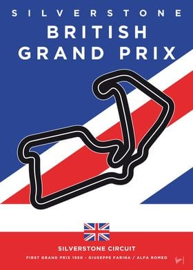 Awesome Minimalist Formula One Posters by chungkong.nl ...