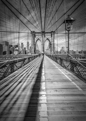 Classical Brooklyn Bridge