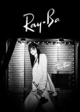 Rayban Fashion Store in Buenos Aires