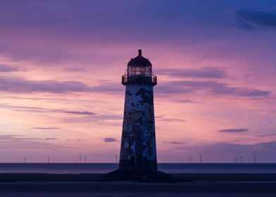 Image taken at Talacre Beach in Wales