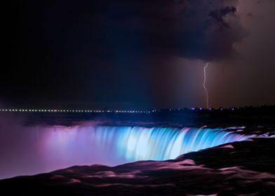 Chasing Niagara Storms