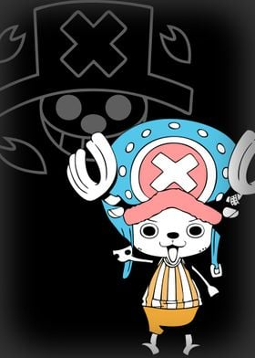 Chopper from the Anime/Manga One Piece