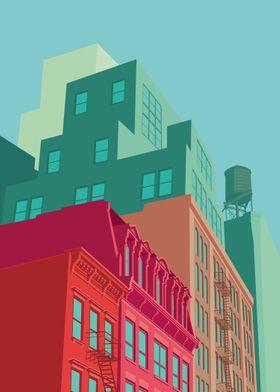 Mulberry Street NYC