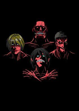 Titan Rhapsody