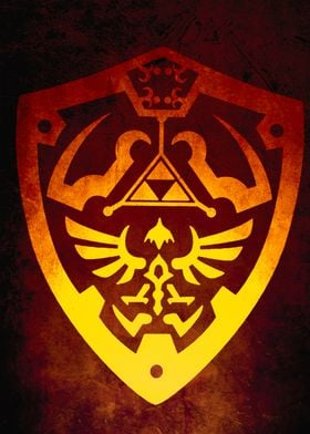 Zelda Shield V