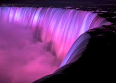 The Brink of the Niagara Falls