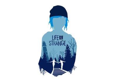 Life Is Strange Poster Design