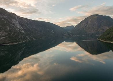 Another look on the Sognefjord